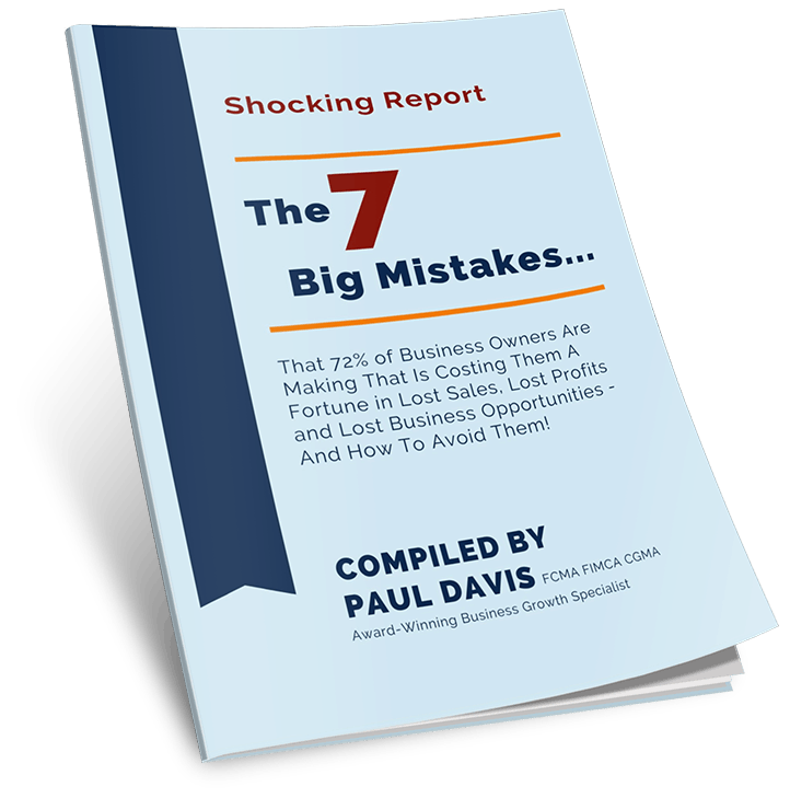 7 Big Mistakes In Business