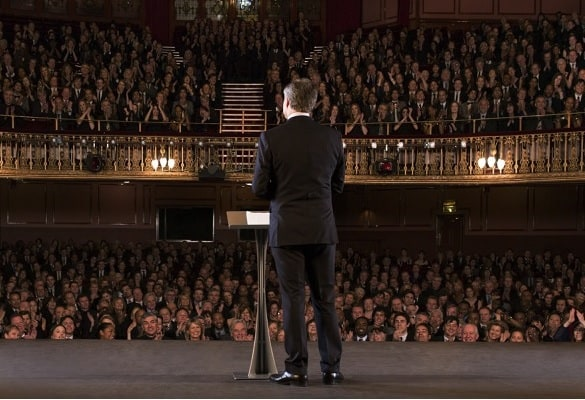 The benefits of public speaking for your business