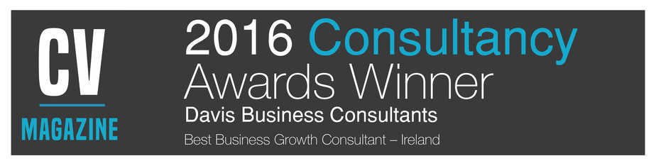 Davis Business Consultants-Consultancy Awards 2016 Winner
