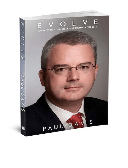 EVOLVE by Paul Davis