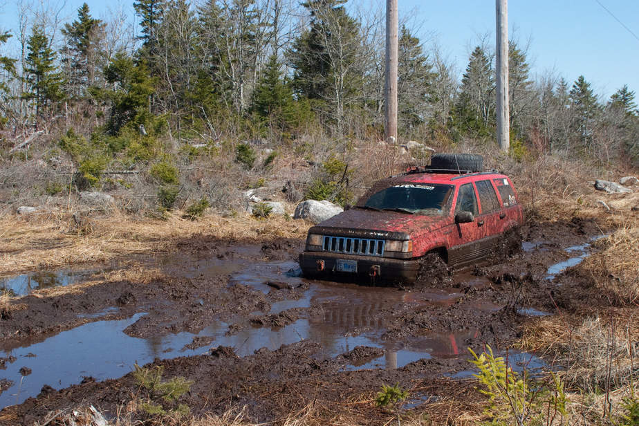 Getting Bogged Down