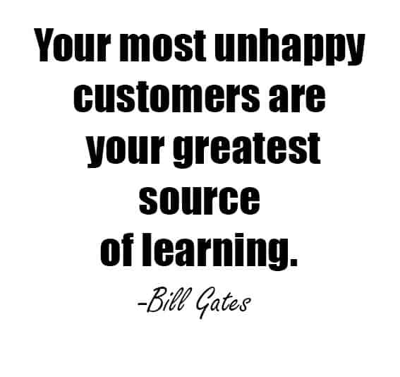 Why listening to your customers is invaluable?
