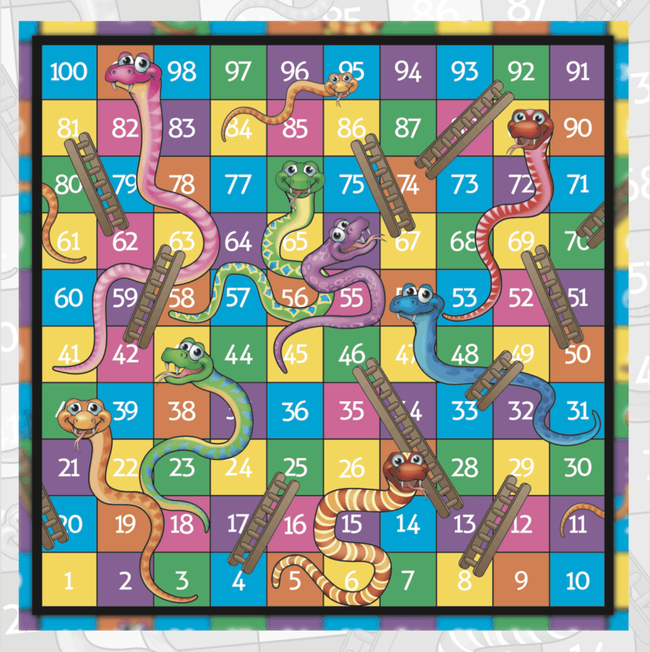 Snakes and Ladders Life