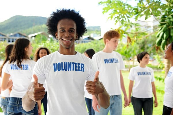How volunteering benefits your business?